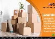 Local moving company annapolis