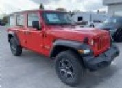 Jeep wrackler rubicon