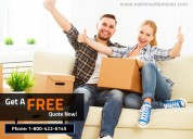 Nationwide movers with the premium quality service