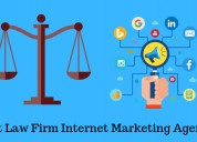 Well-known law firm internet marketing agency