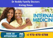 Best internal medicine in irving tx