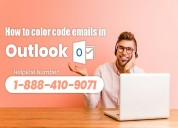 How to color code emails in outlook