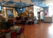 Well-established greek restaurant