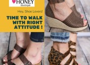 Grab women's designer shoes from southern honey's