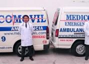 Ambulancia seervicio en quito-ecuador.