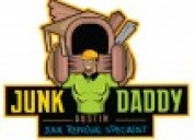 The professionals in junk removal services