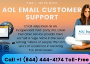 Aol customer service phone number  1844/444/4174 c