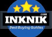 Inknik.com - best reviews of everything