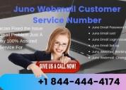 Juno customer support number +1844/444/4174