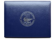 Buy padded diploma covers, leatherette certificate
