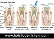 Holistic dentist root canal alternative treatment