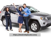 Shopping for a car? select a brand using zip code