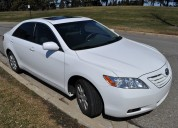 2008 toyota= camry xle-3,5l