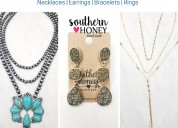 Online jewelry boutique for statement jewelry