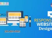 Mobile responsive website design houston in usa