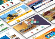 Website design with 10% discount pack