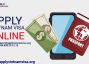 How to apply vietnam visa online