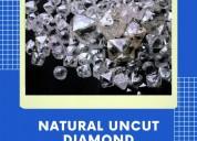 Raw diamond stone for sale