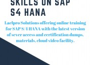 Online training on sap s4hana