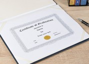 Buy diploma holders, certificate holders