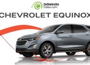 Chevy equinox reviews: best compact suv 2019