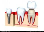 Restore missing teeth - preferred dental care