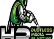Dustless blasting va - hr dustless media blasting