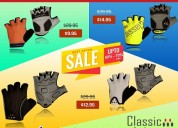 2019 summer's clearance on men's cycling gloves