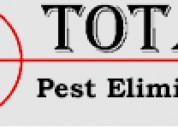 Residential pest elimination services