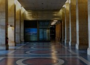 Commercial & industrial floor polishing, restorati