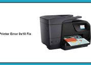 How to epson error code 0x10, epson printer error
