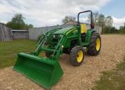Cheap 2013 john deere 4520 tractor loader tiller 2
