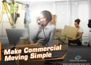 Commercial movers - nationwide movers
