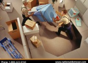 commercial moving specialist - nationwide movers