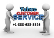 Yahoo customer care number(+1-888-633-5526) for a