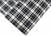 "Uniform plaid fabric - 60"" wide x 1 yard long 