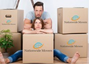 Moving household goods with specialist