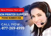 To new printer setup contact canon printer help