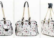Buy c'est la vie designer dog carry bag