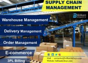 Providing best warehouse management system softwar