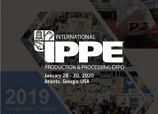 International production & processing expo (ippe)