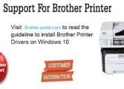 Brother printer setup and installation