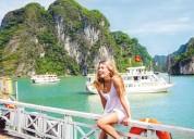 Who need visa when visiting vietnam?