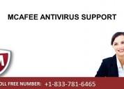 Activate mcafee antivirus helpline contact