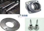 Forged automotive parts |bearing shaft | bearing c