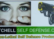 Mitchell self defense – non lethal self defense pr