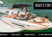 Boats for sale by premier watersports