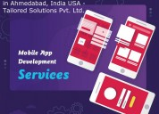 Best mobile apps development company in ahmedabad