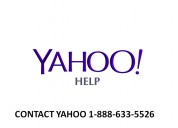 Yahoo contact (1-888-633-5526) toll free number