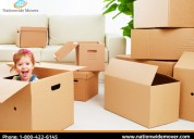 Best household moving services-nationwide mover